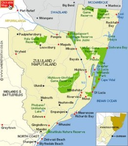 map_kzn_zululand